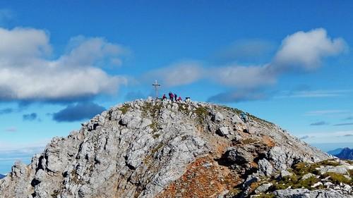 Uspon na Storžič kroz Žrelo – 30.10.2016.