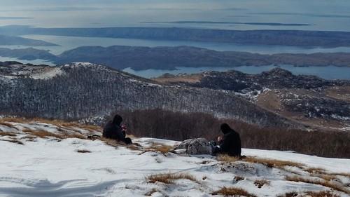 Zimski uspon na Budakovo brdo