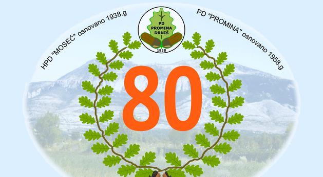 POZIVNICA – 80 godina planinarstva u drniškom kraju